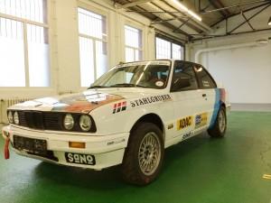 BMW E30 Renner