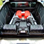 90er Jahre / Motor des Ferrari 360 / 2498 cm³