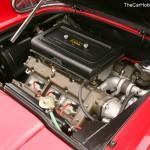 80er Jahre / Motor des (Ferrari) Dino 206 / 2000cm³ - 6 Zyl.